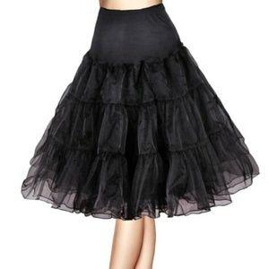 Dresses & Skirts - NWOT Vintage Women's 50s Rockabilly Tutu Skirt